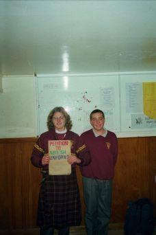 Nick school uniforms