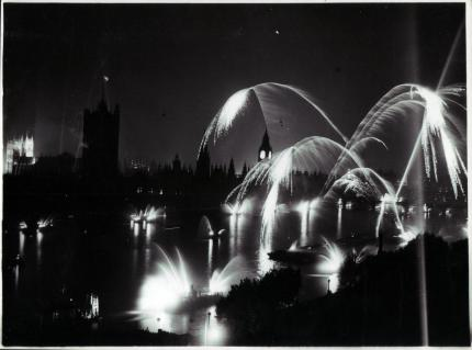 Victory Parade London 1946