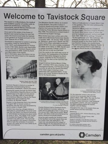 Tavistock Square