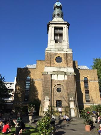 St Anne's tower