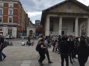 St Paul's, Covent Garden