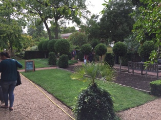The Physic Gardens