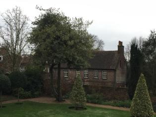 Fenton House garden